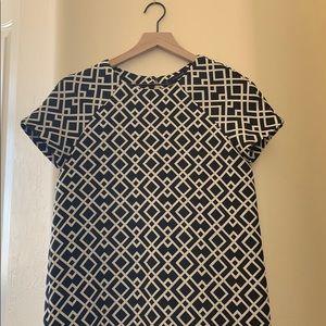 Black and white dress Zara In size S